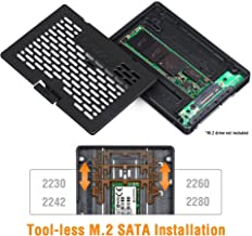 ICY DOCK Ezconvert (Tool-Less) M.2 SATA SSD to 2.5