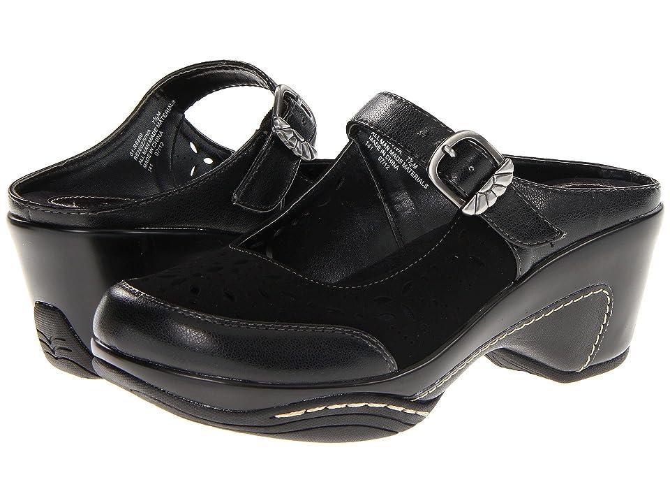 Rialto Viva (Black) Women's Clog/Mule Shoes