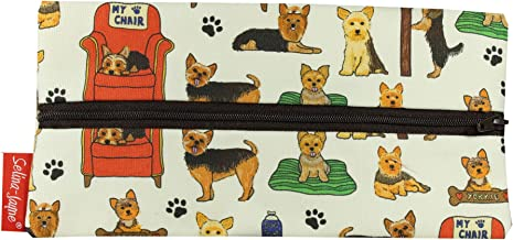 Selina-Jayne Yorkshire Terrier Limited Edition Designer Pencil Case