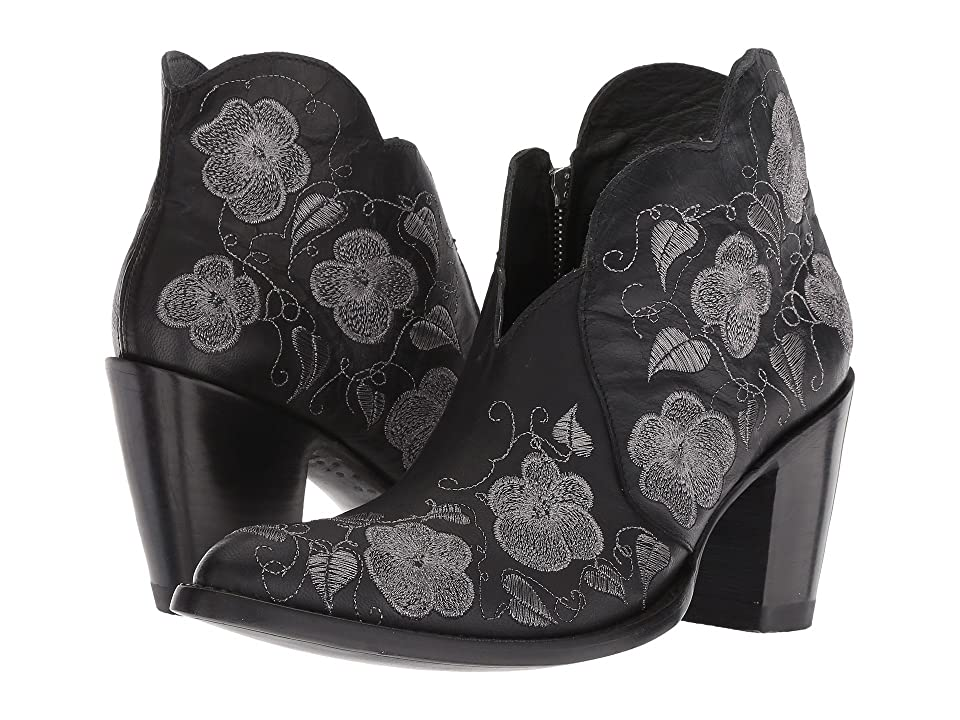 Old Gringo Pansy II (Black) Cowboy Boots