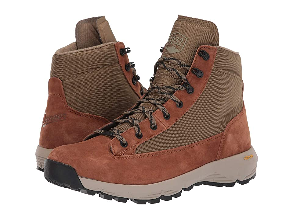 Danner Explorer 650 6 (Brown/Olive) Men