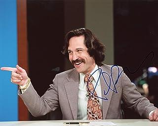 "Paul Rudd""Anchorman"" AUTOGRAPH Signed 8x10 Photo"