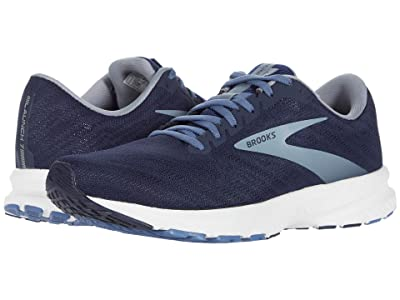 Brooks Launch 7 (Peacoat/Primer Grey/White) Men