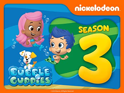 Bubble Guppies Season 3