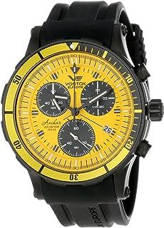 Vostok Europe - 6S30-5104185 6S30/5104185 - Reloj, Correa de Silicona