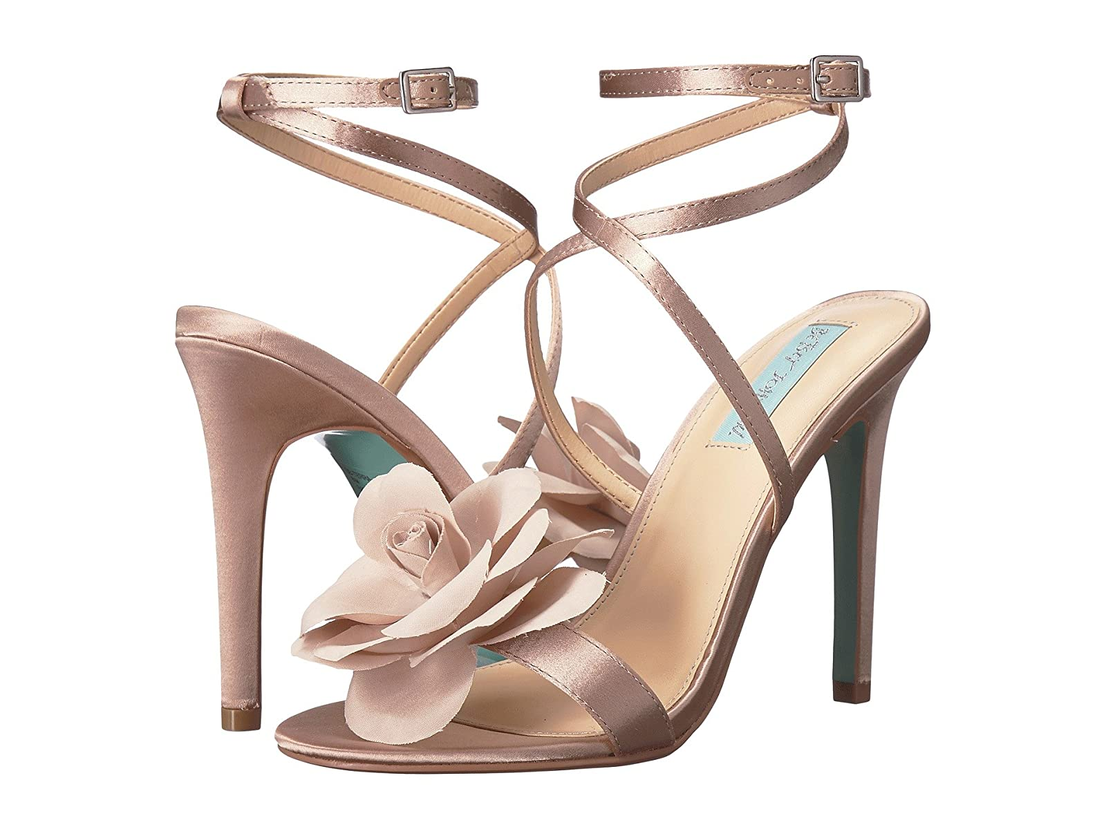 Blue by Betsey Johnson TerraAtmospheric grades have affordable shoes