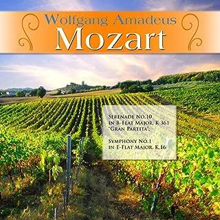 Wolfgang Amadeus Mozart: Serenade No.10 in B-Flat Major, K.361