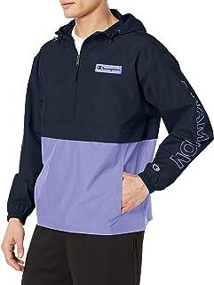 Champion Men's Stadium Colorblocked Packable Jacket