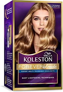 Wella Koleston Hair Color Kit Highlight