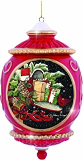 Precious Moments Mailbox with Holiday Cards Ornament