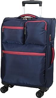 MOIERG(モアエルグ) ソフトキャリーバッグ 機内持ち込み 一部可 スーツケース キャリーバッグ 軽量