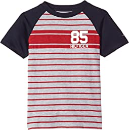 Tommy Hilfiger Kids Malcolm Tee (Toddler/Little Kids)
