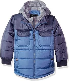 Rothschild Toddler Boys Jacket with Fleece Hood