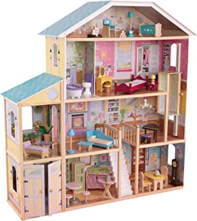 "KidKraft 65252 Majestic Mansion Dollhouse,12"""