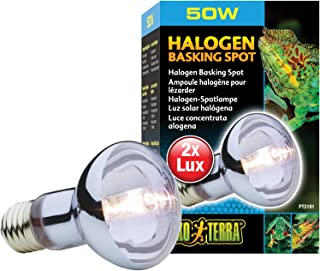 Best exo terra halogen basking spot 50w Reviews