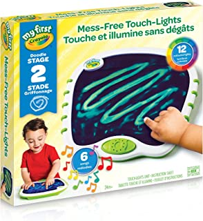 Crayola My First Mess-Free Touch-Lights