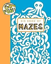 Go Fun! Big Book of Mazes (Volume 3)