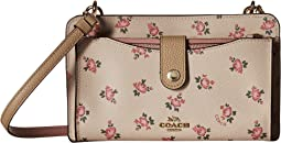 Floral Bloom Pop Up Messenger