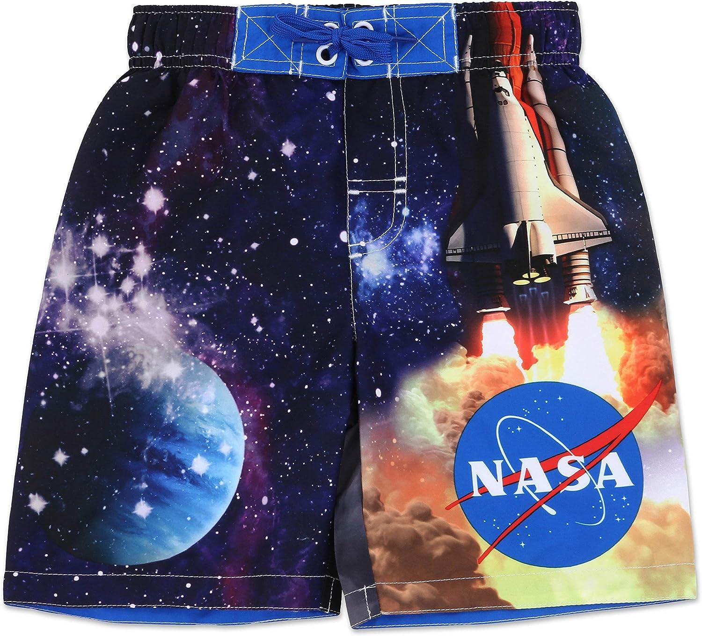 Dreamwave Boys Atlanta Mall NASA Trunk Large discharge sale Swim 4