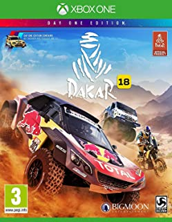 Dakar 18 - Day One Edition (Xbox One)