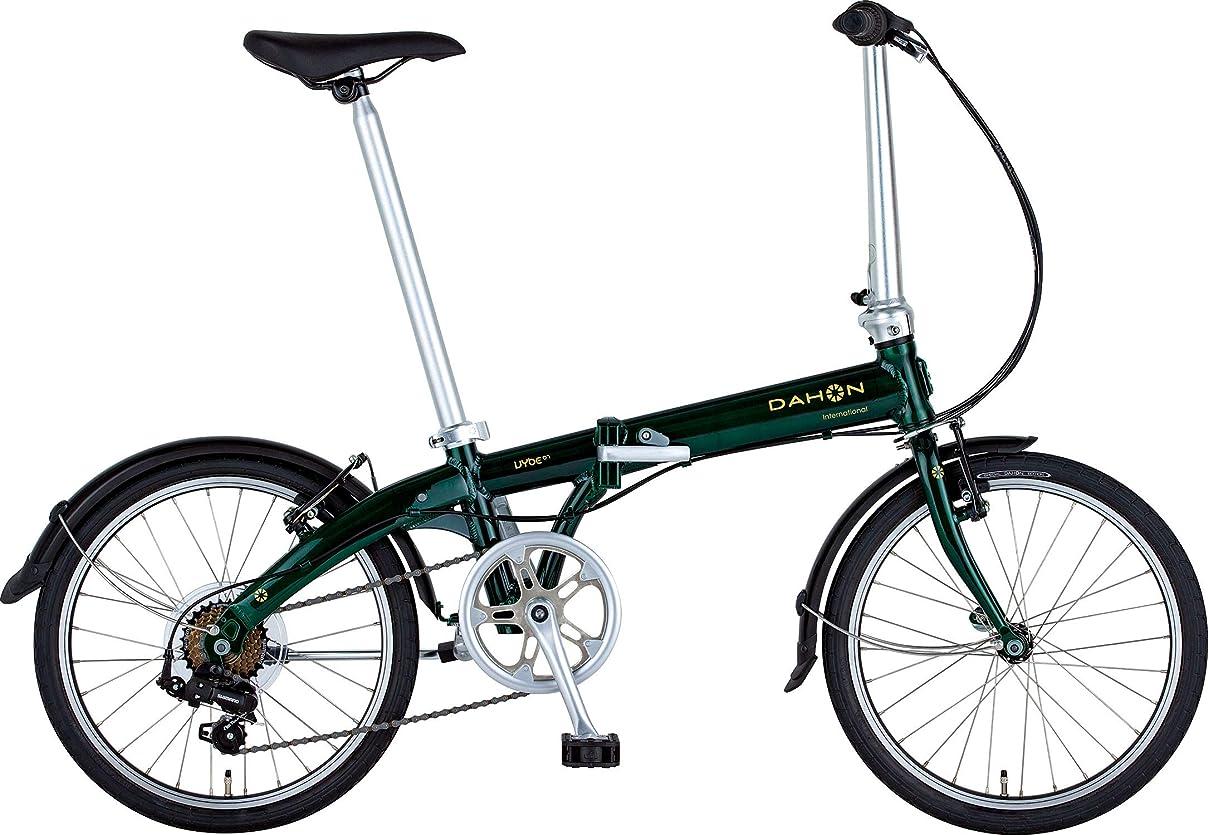 悔い改めるステージ墓DAHON(ダホン) Vybe D7 インターナショナルモデル フォールディングバイク 20インチ 2019年モデル [外装7段変速 アルミフレーム] ABA071