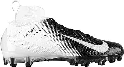 Nike Vapor Untouchable Pro 3 Mens 917165-111 Size 15, White/Metallic Silver-black