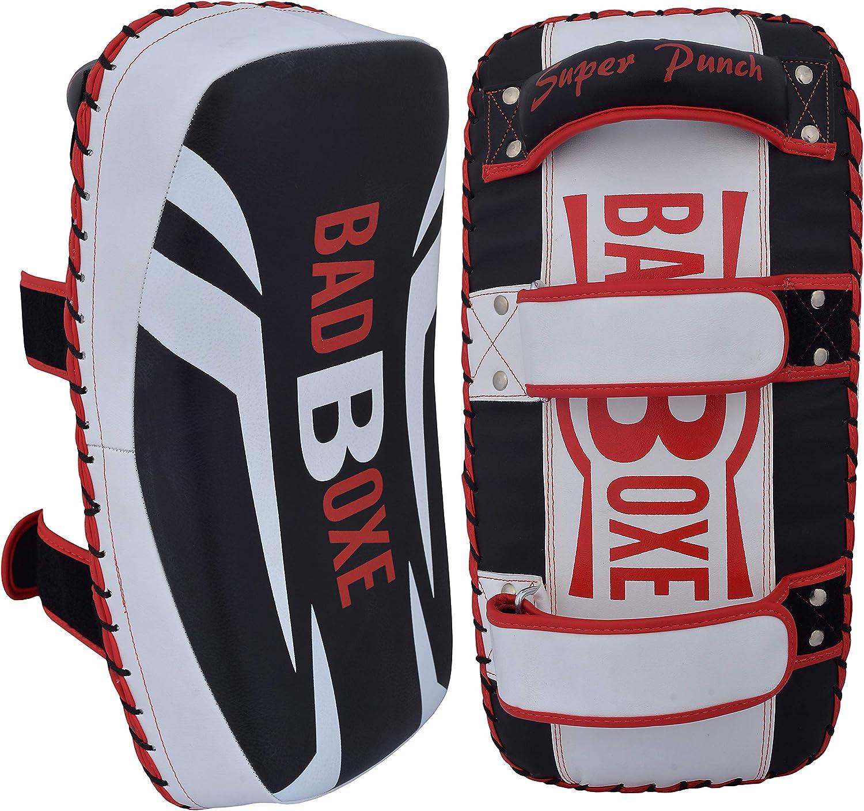 Twister BADBOXE Kick Shield 100% MMA pad Leather Synthetic 好評受付中 Thai SEAL限定商品