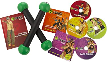 Best Zumba Fitness Total Body Transformation System DVD Set Review