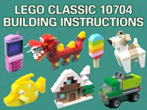 Best lego classic 10698 manual Reviews