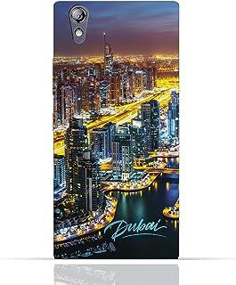 Lenovo P70 TPU Silicone Case with Dubai Marina Design