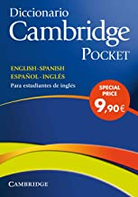 Diccionario Bilingue Cambridge Spanish-English Flexi-cover Pocket edition