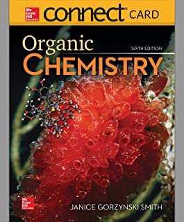 Connect Access Card 2-Year for Organic Chemistry