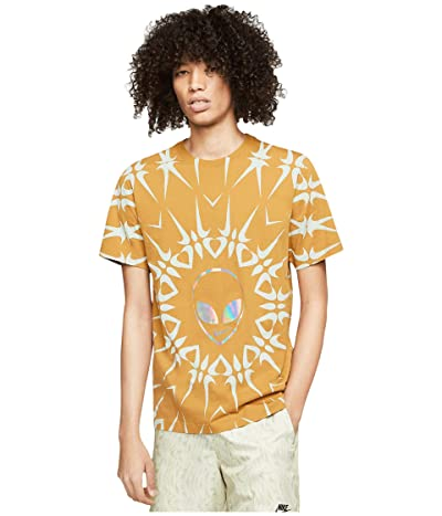 Nike NSW Tee Festival Print (Wheat) Men