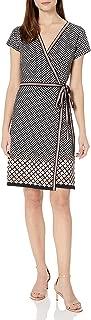 Best blush short wrap dress Reviews