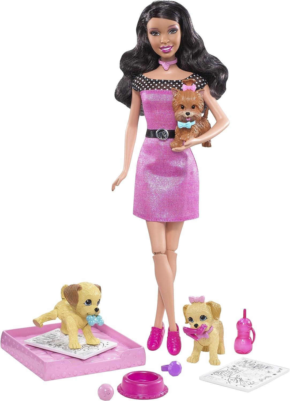Nashville-Davidson Mall Barbie Save money Potty Training Pups African-American