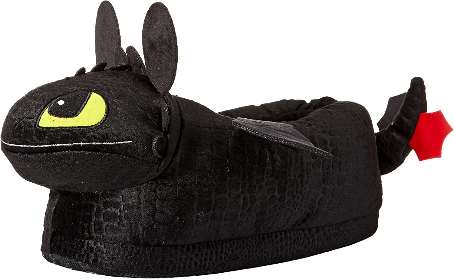 Happy Feet - DreamWorks How To Train Your Dragon - Toothless Slippers - XX-Large