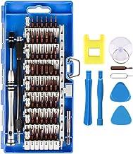 Smraza 68 en 1 Juego Destornilladores de Precision Magnético Kit Herramientas Pinzas Pry Ventosa para iPhone, iPad, Macbook Pro, Tabletas, Laptop, PC, Teléfonos Móviles, PS4, Xbox, Cámara, etc
