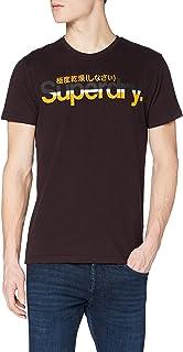 Superdry Cl Vintage Stripe tee Camiseta para Hombre