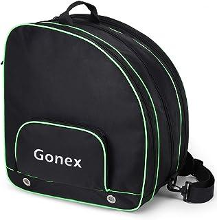 Gonex Tasche Rollschuhe, Inliner Tasche, Skischuhtasche Skatertasche Kinder und Erwachsene bis 31 zu 45EU 29 x 37 x 40cm