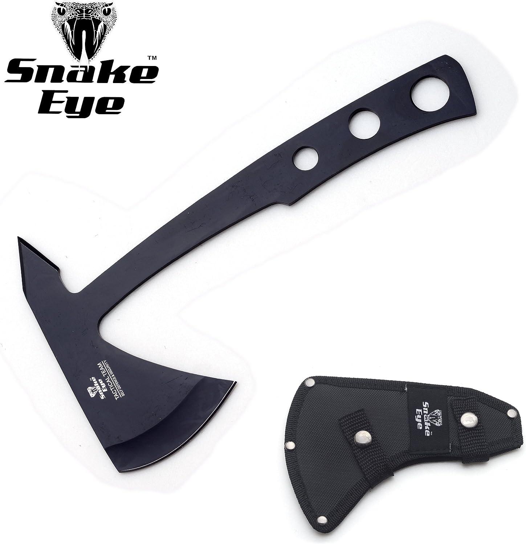 Snake Eye Tactical Compact Tomahawk Ranking TOP19 Axe Huntin Tang Camping Oakland Mall Full