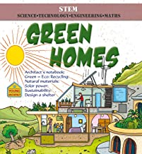 Green Homes (Young Architect) (English Edition)