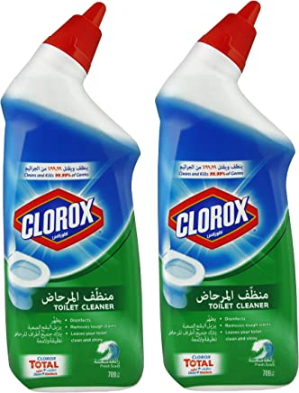 Clorox Toilet Bowl Cleaner - Fresh, 2 x 709ml