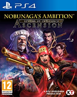 Nobunaga's Ambition: Sphere of Influence - Ascension (PS4)