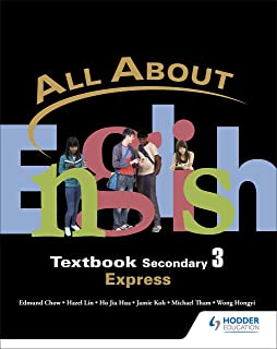 All About English Secondary 3 Express