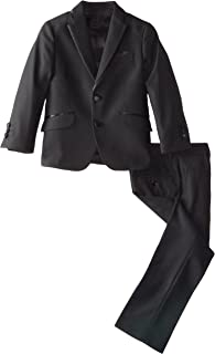 a.x.n.y. Little Boys' Slim Tailored Three-Piece Suit Set