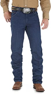 Men's Premium Performance Cowboy Cut Regular Fit Jean