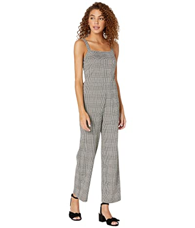 Sanctuary Check You Later Jumpsuit (Earthstone Check) Women