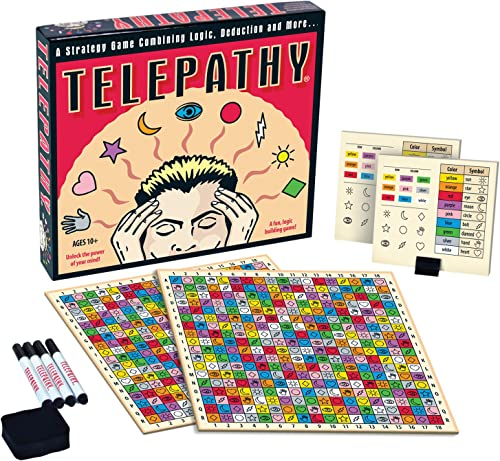 Telepathy Regular Puzzle Game by LMD