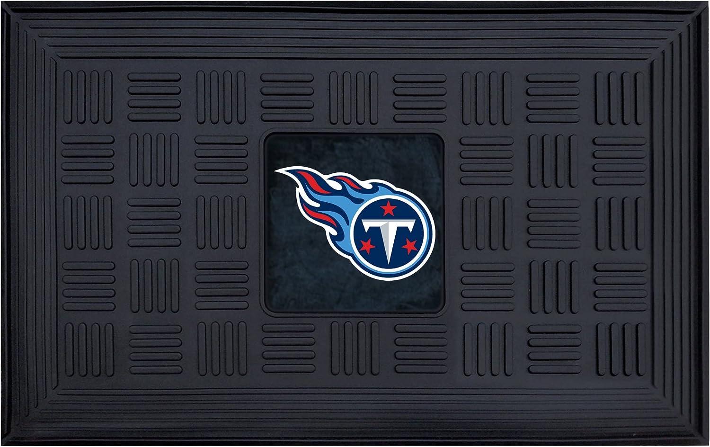 Fanmats 11459 NFL Award In stock Tennessee Titans Door Vinyl Medallion Mat