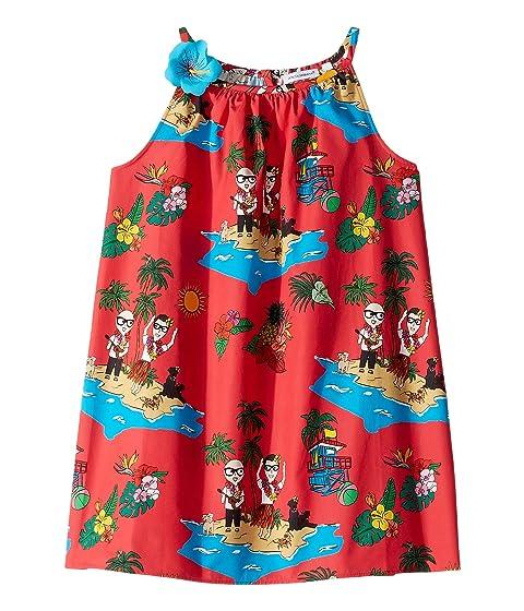 Dolce & Gabbana Kids D&G Tropical Dress (Little Kids)
